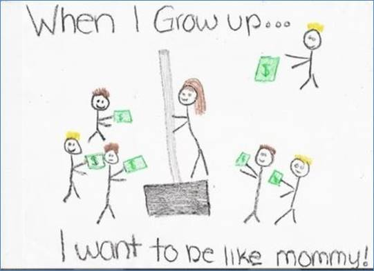 When I Grow Up......